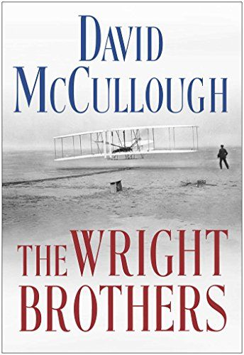 The Wright Brothers by David McCullough. This title will be released on May 5, 2015. http://www.amazon.com/dp/1476728747/ref=cm_sw_r_pi_dp_7uHAub0AJ2VR8