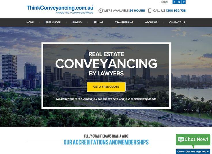 thinkconveyancing.com.au® - http://www.thinkconveyancing.com.au/