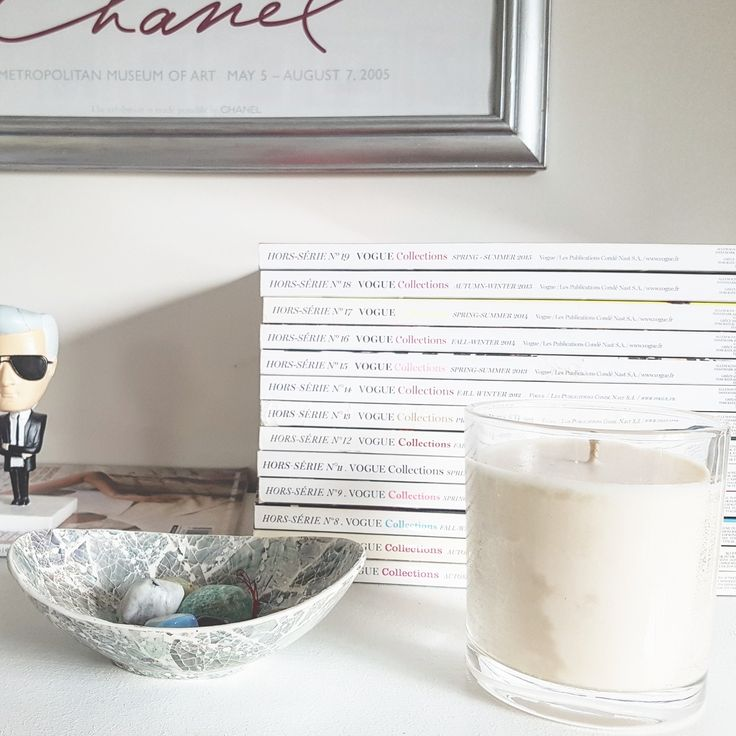 Watermelon Soy Candle for your home in Summer by Denise SL Spalk