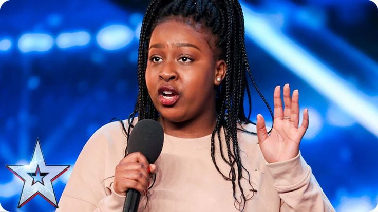 You're going to love Sarah Ikumu as much as Simon! | Auditions Week 1 | ...my fave song of all time sang this to my ex boyfriend as he walked out the door!