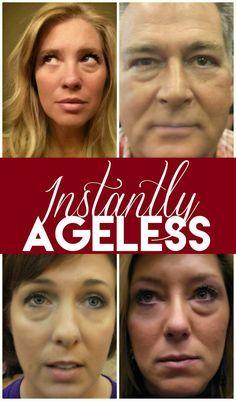 Instantly Ageless E incrível o resultado desse produto em apenas 2 minutos