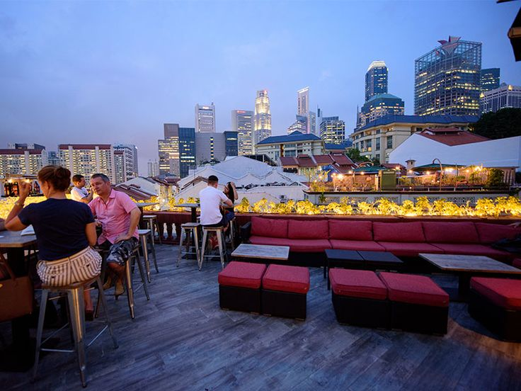 10 Rooftop bars with stunning views | Wine & Dine