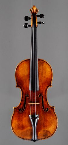 Giuseppe Guarneri 'del Gesu' violin from 1743, known as the 'Carrodus', loaned to ACO Artistic Director Richard Tognetti by an anonymous Australian benefactor.