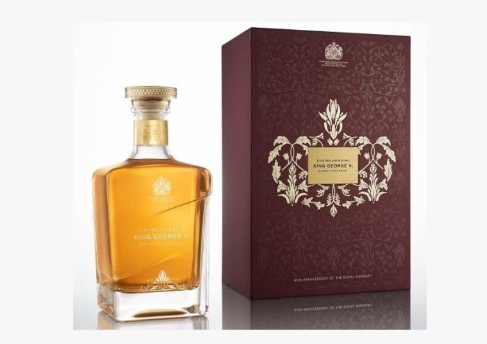 Limited Edition John Walker & Sons King George V For The Discerning Whisky Consumer