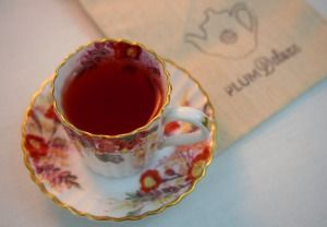 Plum Deluxe online tea shop - high quality organic loose leaf teas!
