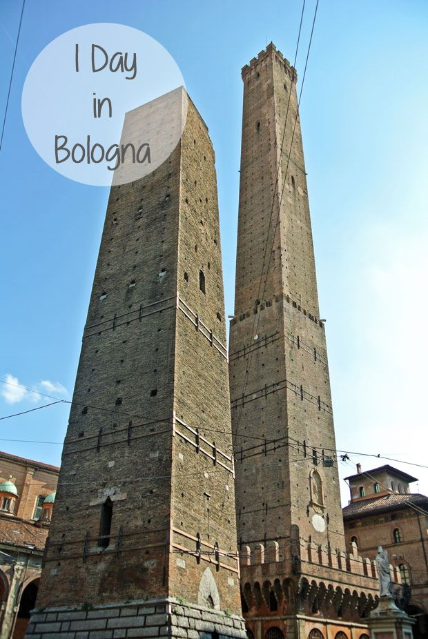 What to see and do when you are in Bologna for one day