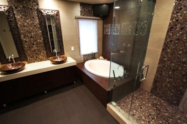 21 Peaceful Zen Bathroom Design Ideas For Relaxation In Your Home Decor Ideas Pinterest