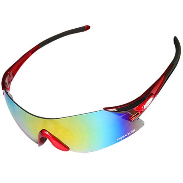 Quality Outdoor Sports Cycling Equipment Colorful Anti-UV Rimless Sunglasses #hats, #watches, #belts, #fashion, #style