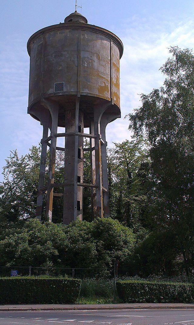 Watertoren Ieper Meensestraat - Lijst van watertorens in België - Wikipedia