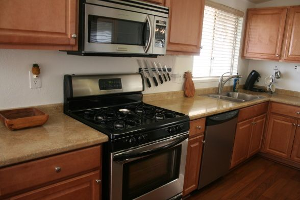 Mobile Home Remodel Mobile Home Kitchen Remodel The Kitchen Is In A 20 Year Old Mobile