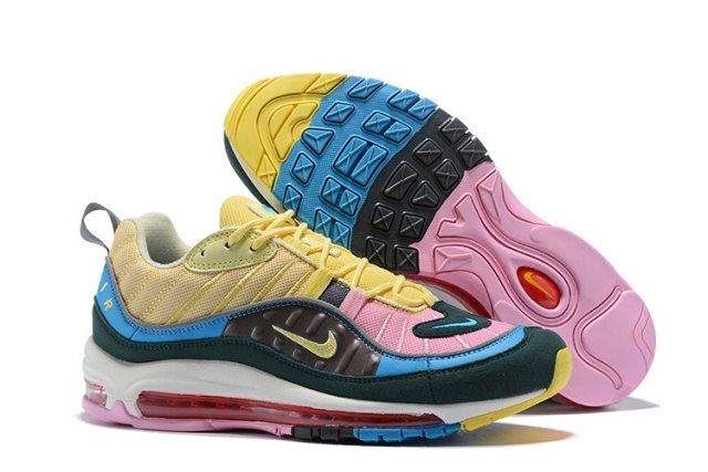 outlet store 37f2a 36f52 Men's Nike Air Max 98 Sean Wotherspoon Hybrid Boys Running ...