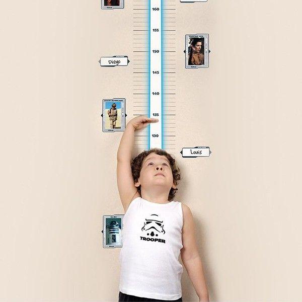 Petit Padawan deviendra grand ! Pour grandir au rythme des personnages Star Wars De Padawan à Jedi 27 images des héros avec leur taille réelle