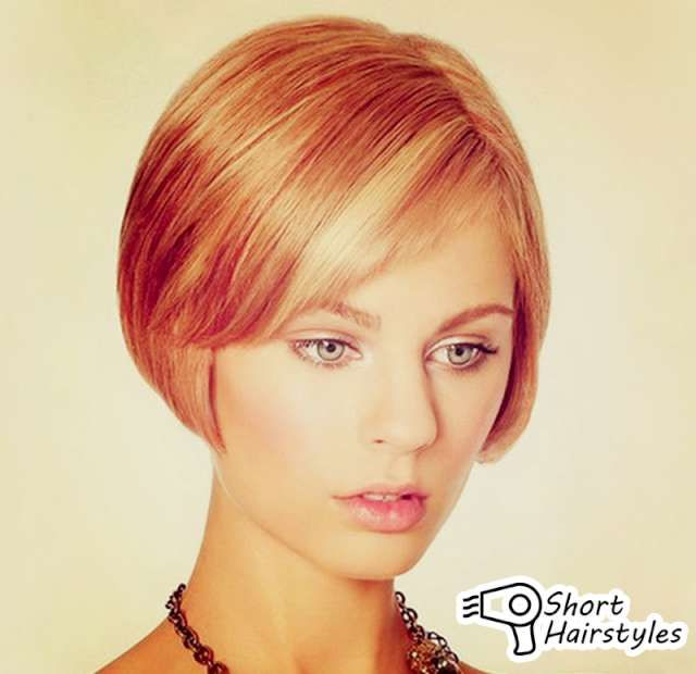 Short Hairstyles Oval Face Fine Hair 2014 Short Hairstyles 2014