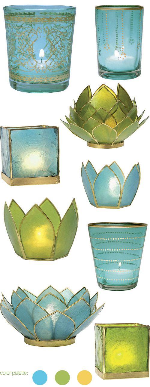 Lunabazaar.com have beautiful candle holders.