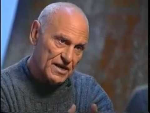 Richard Serra's Talk with Charlie Rose (2001)
