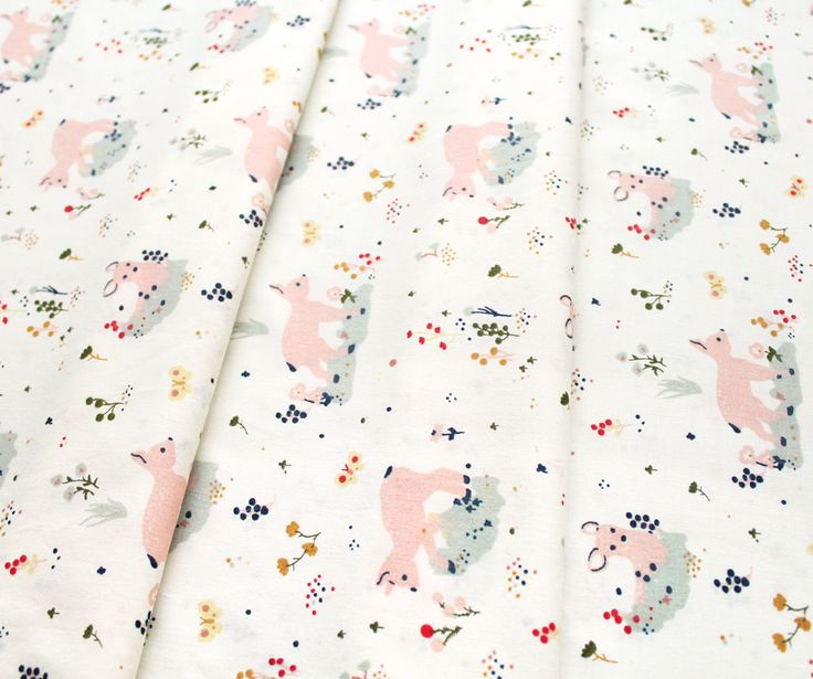 Birch Fabrics Little Little Deer