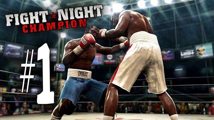 Fight Night Champion #1| XBOX 360|HD