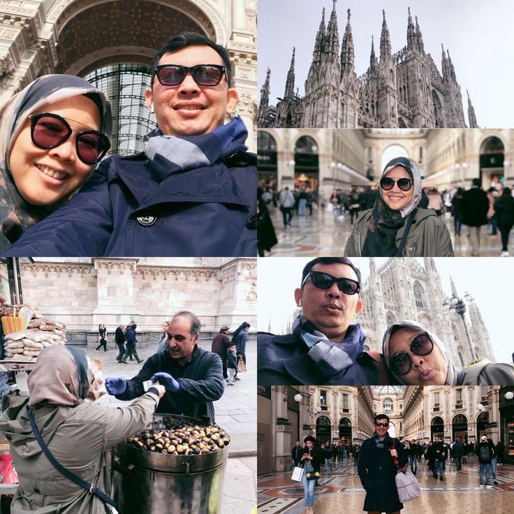 Duomo #babymoon #milantrip