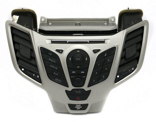 2011 2012 2013 Ford Fiesta OEM Control Panel Module w Bezel Part AE8T-18K11-AA