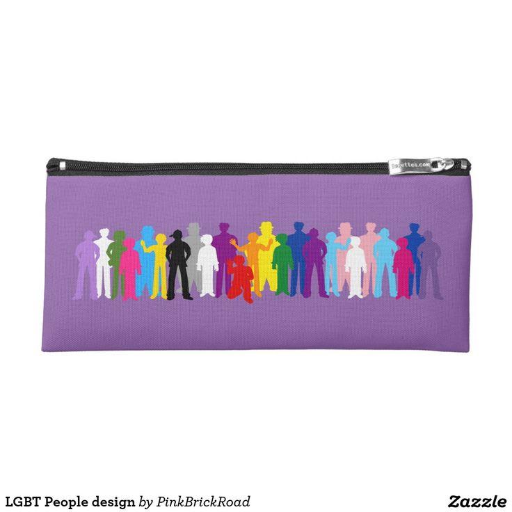 LGBT People design Pencil Case