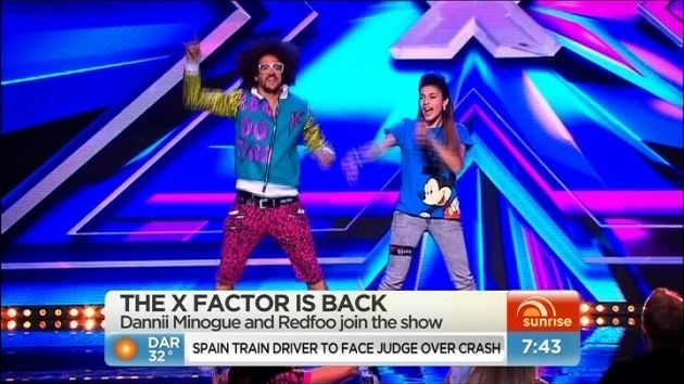 New X Factor series begins tonight! - Up with the sun to chat to Sunrise about tonight's premier.