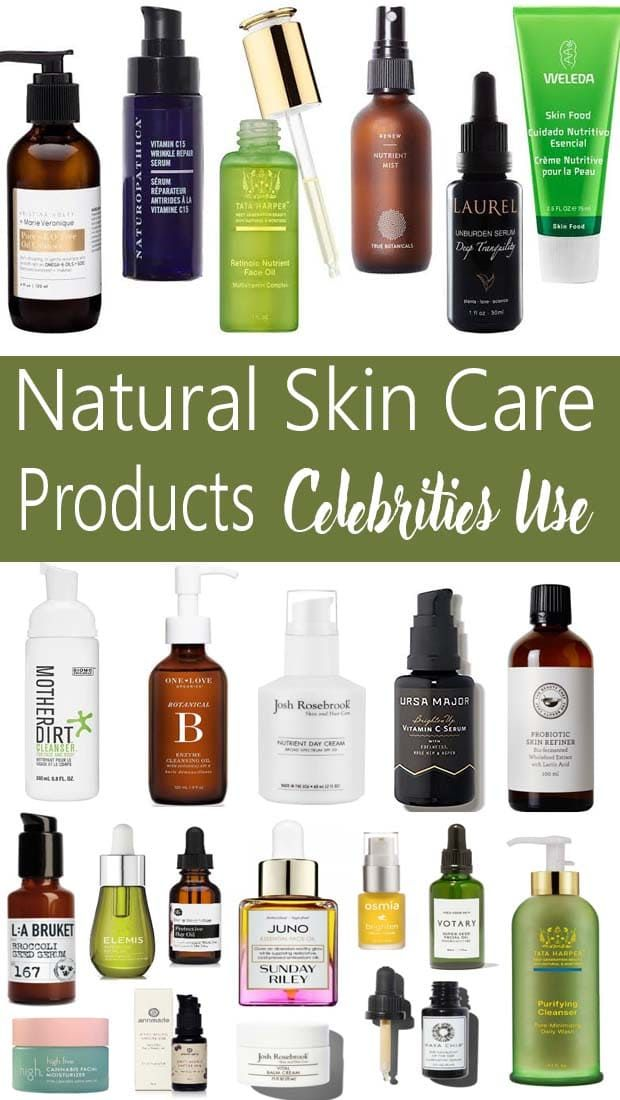 Best Natural Skin Care Products Canada In 2020 With Images