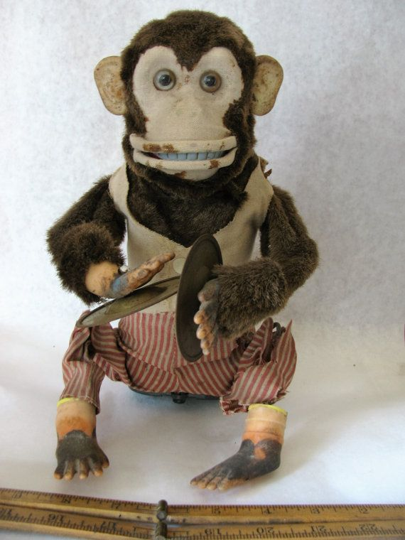 Antique Monkey With Cymbals Best 2000 Antique Decor Ideas
