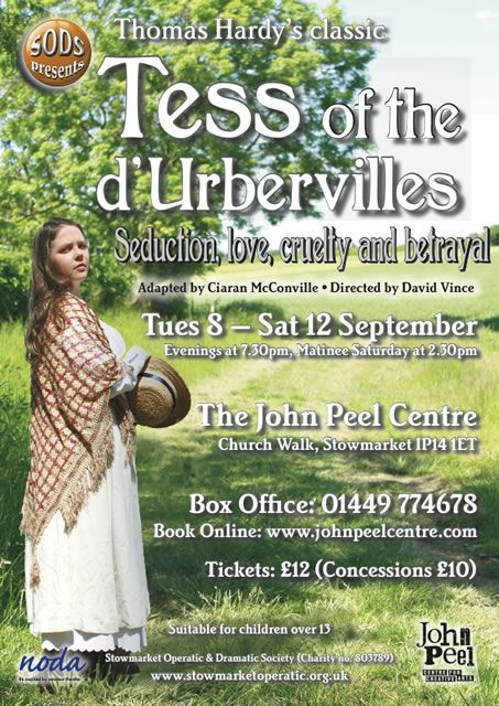 SODS' Tess Of The d'Urbervilles