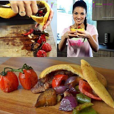 Paleo gyros pita készítése egyszerűen (light paleo recept) ~ Éhezésmentes Karcsúság Szafival