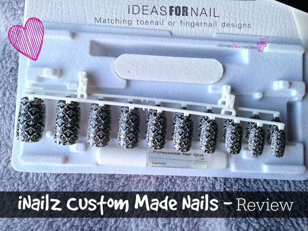 Custom Made Nails By iNailz - Review!