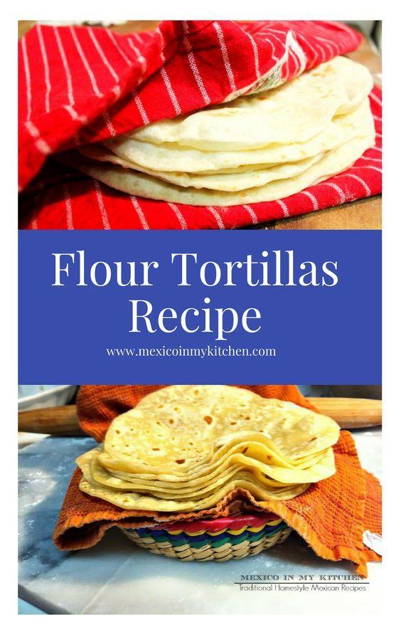 Astonishing How To Make Flour Tortillas Interior Design Ideas Clesiryabchikinfo