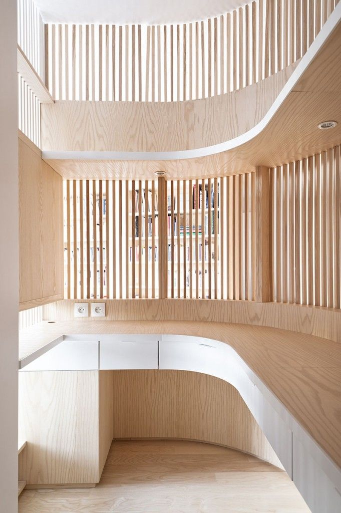 appart 4 | Julien Joly – Architecture Photo: Julien Fernandez
