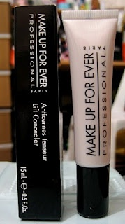 Makeup Forever Lift concealer! THE BEST….