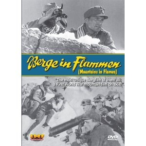 Berge in Flammen (Mountains in Flames) (International Historic Films)