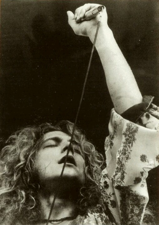 Robert Plant- I am drooling