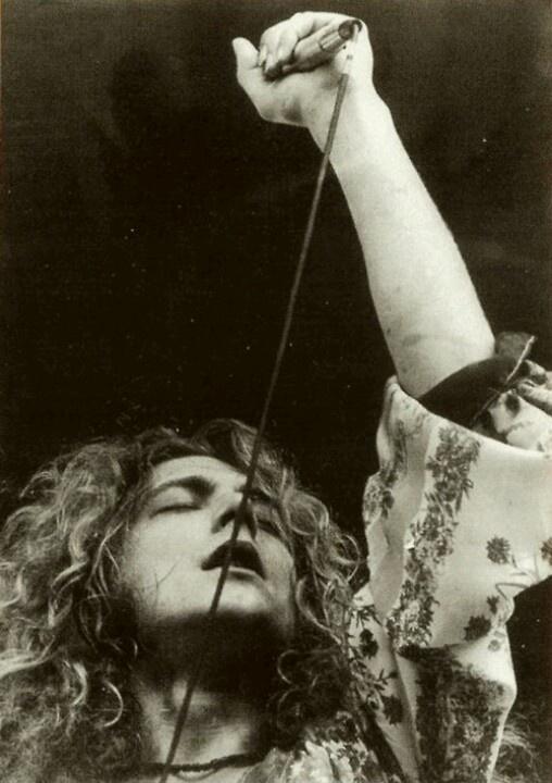 Robert Plant- I am drooling