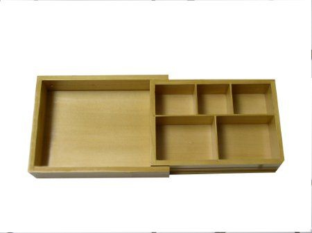 Photo Album Gallery Amazon Axis Natural Wood Expandable Cosmetic Drawer Organizer Bathroom Drawer Organizer