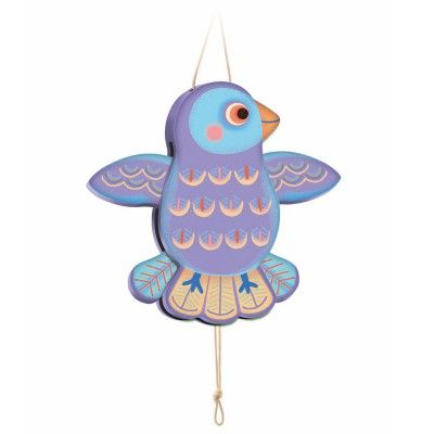Djeco Pantin en bois : Oiseau Tika  - marque : Djeco Pantin en bois : Oiseau Tika... prix : 9,45 €  chez Avenue des Jeux #Djeco #AvenuedesJeux