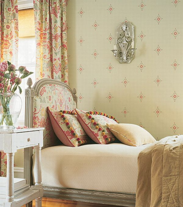 French Country Bedroom Designs