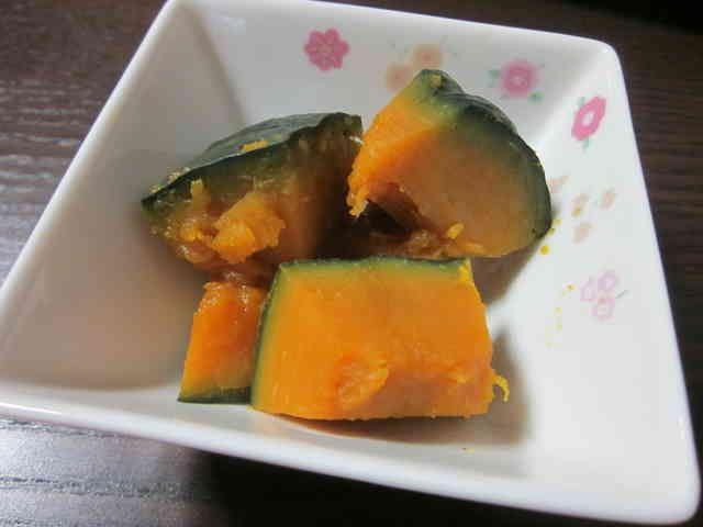 ルクエ*かぼちゃの煮物。の画像