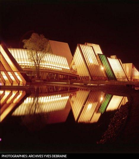 EFFET MIROIR Du 30 avril au 25 octobre 1964, l'Exposition nationale de Lausanne accueille plus de onze millions de visiteurs.