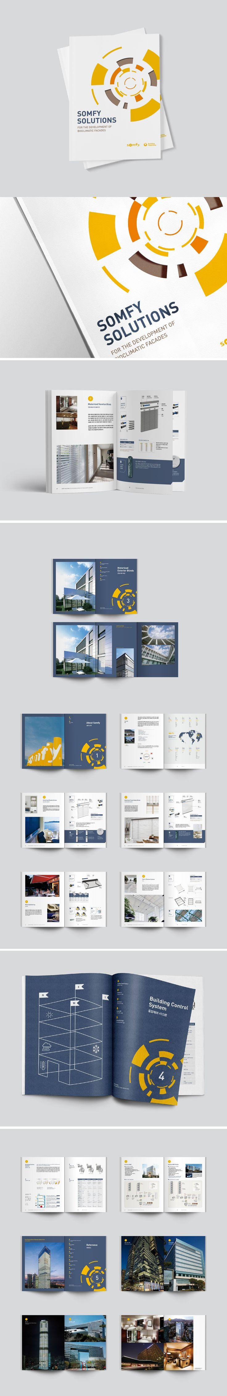 어뮤즈랩(AmuseLab), 솜피, SOMFY, 편집디자인, 회사소개서, 브로슈어 , editorial design