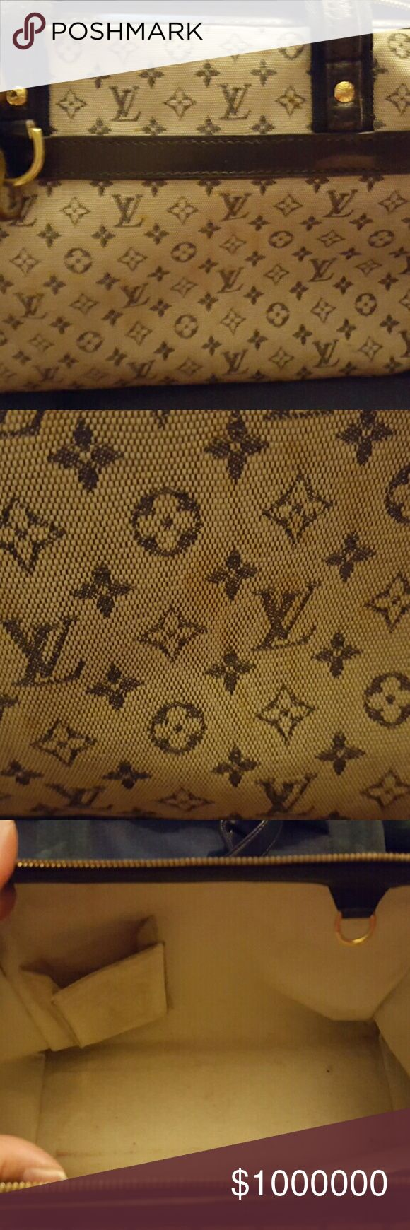 LOUIS VUITTON EXTRA PICTURES DON'T BUY EXTRA PICTURES FOR MINI LIN JOSEPHINE Bags Crossbody Bags