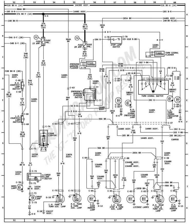 16+ 1972 Ford Truck Wiring Diagram1972 ford truck ignition