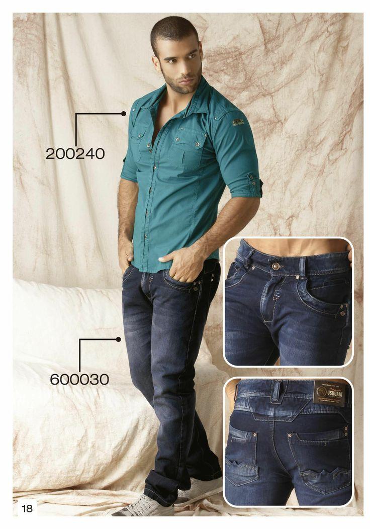 Más de 25 ideas increíbles sobre Jeans de color verde ...