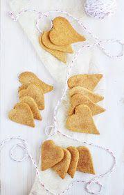 Anja's Food 4 Thought: Grain Free Vanilla Cookies