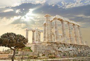 4 nap/3 éjszaka szállás 2 fő részére önellátással vagy reggelivel, hotel**, hotel*** vagy hotel****, retúr repülőjegy Budapest - Athén útvonalra illetékkel, személyenként 2 db kézipoggyásszal, decembertől májusig több időpontban - Athén, Görögország