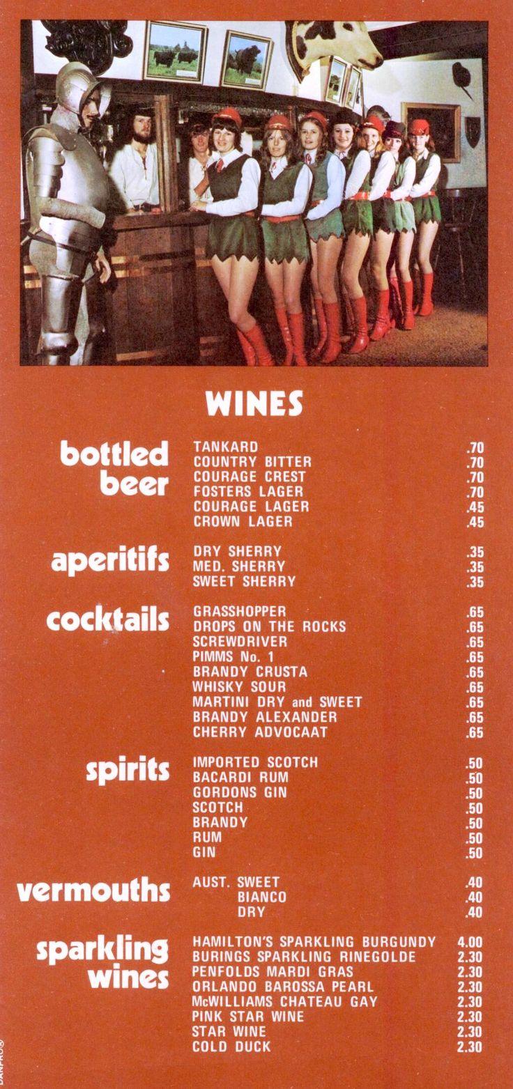 Baron of Beef 1960's - 80's