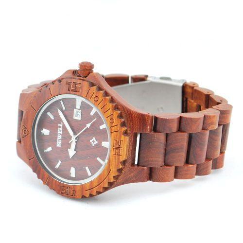 Ons houten horloge Paparoa is een stoer en hip mannenmodel. De grote kast en de natuurlijke uitstraling maken dit houten horloge tot een uniek klokje. Helemaal van deze tijd!  http://www.looyenwood.nl/product/houten-horloge-paparoa/