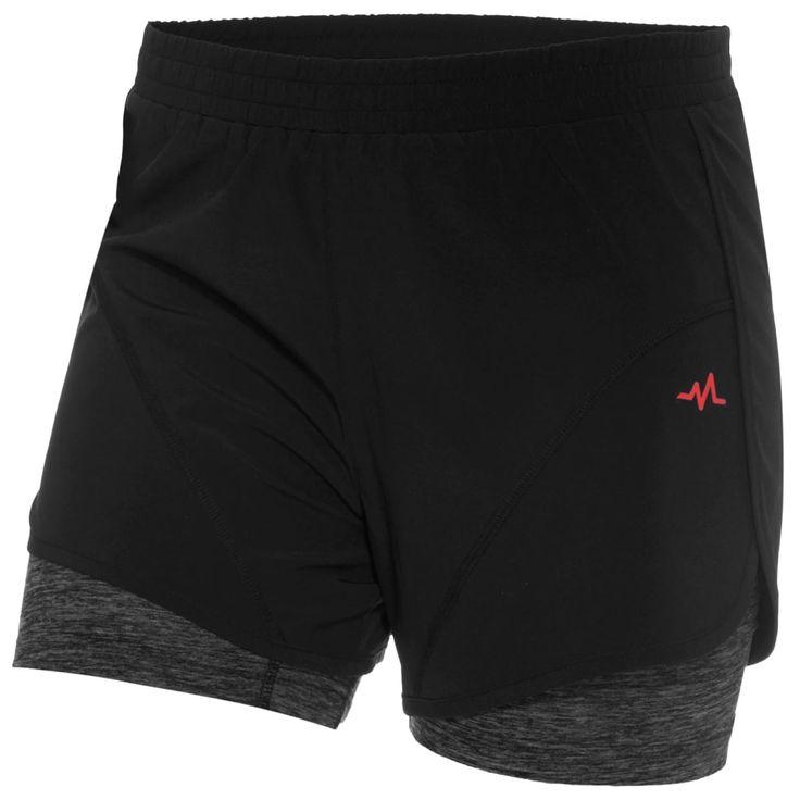 Kjøp 180 bpm Women's XC Run 2in1 Shorts fra Outnorth